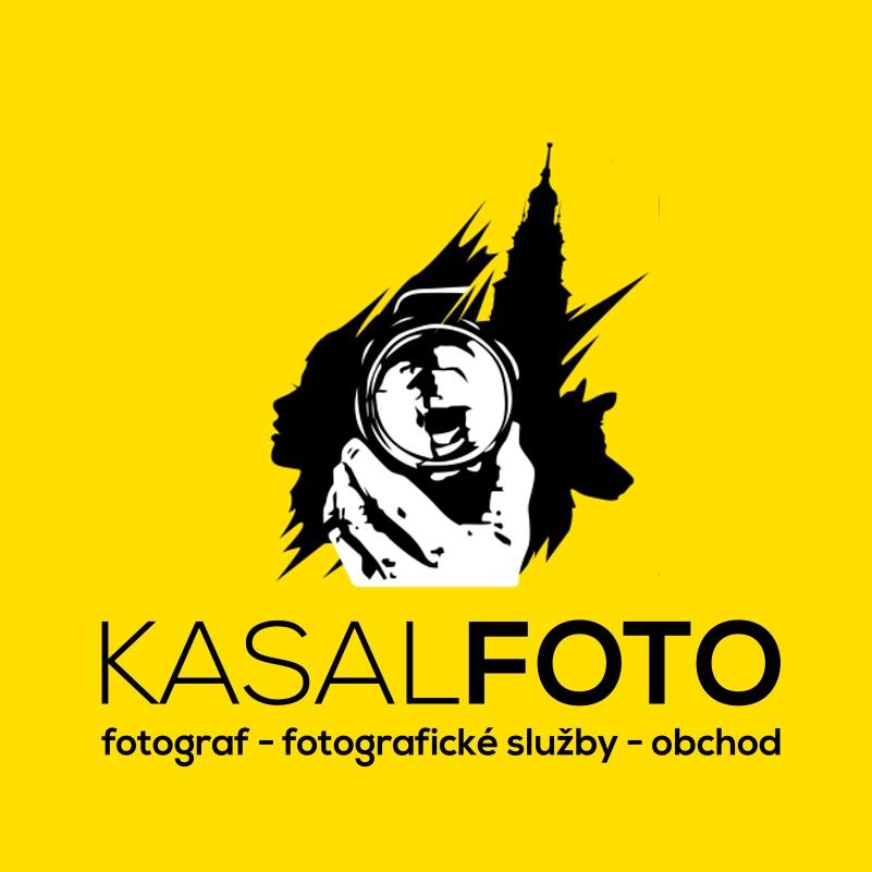 logo KasalFOTO Tomáš Kasal fotograf
