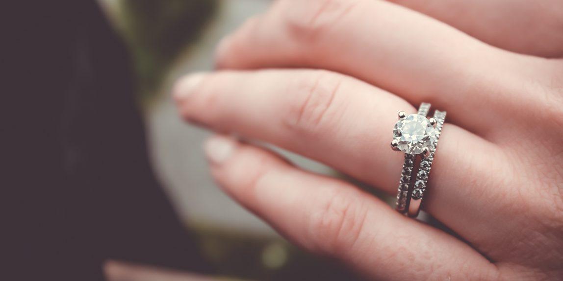 svatba prsten