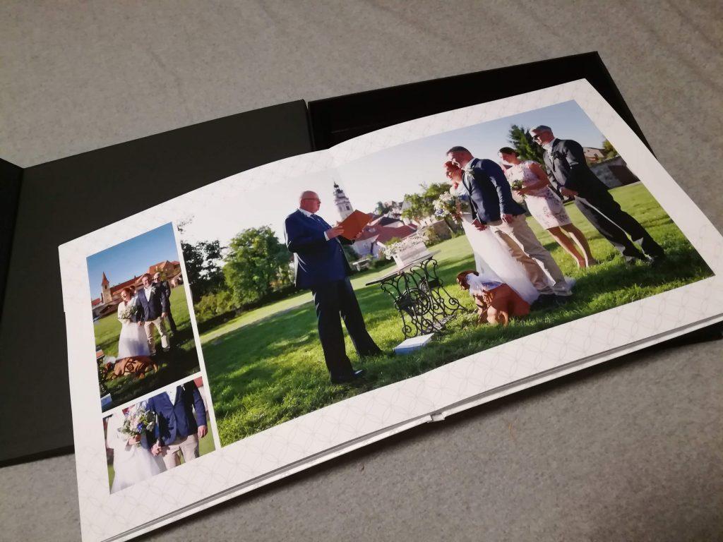 svatební fotografie do knihy, svatební fotograf Tomáš Kasal