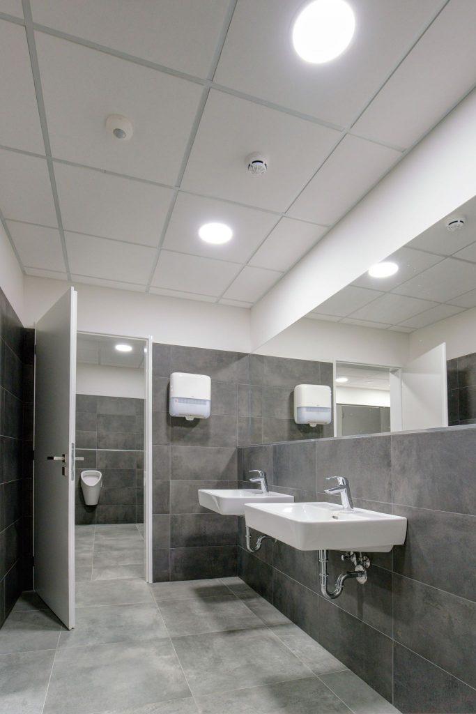 fotografování interiérů - toalety - Tomáš Kasal fotograf