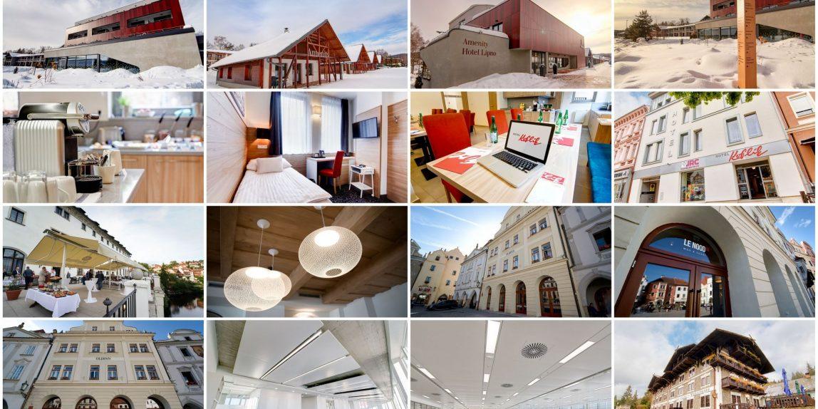 Fotografování hotelů penzionů firem Tomáš Kasal firemní fotograf
