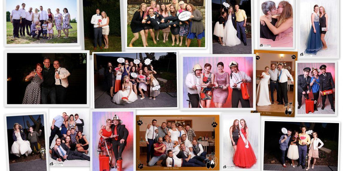 fotokoutek na ples a svatbu zdarma