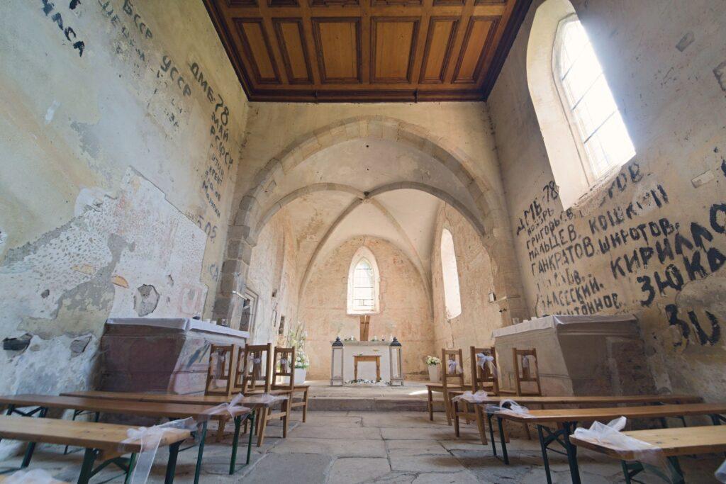 Kostel Svatého Mikuláše v Boleticích, svatba, Tomáš Kasal, svatební fotograf