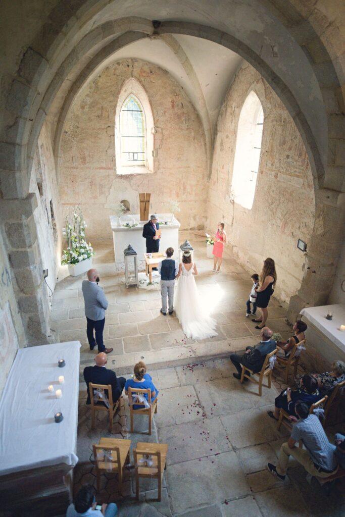 Svatba v kostele Svatého Mikuláše Boletice Kájov jižní Čechy Tomáš Kasal svatební fotograf